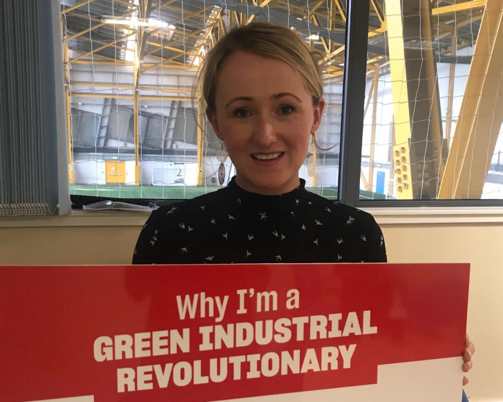 Rebecca Long-Bailey admits Labour should have offered
