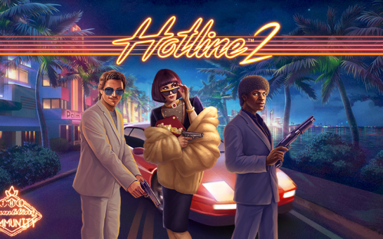 Hotline 2 Casino Game