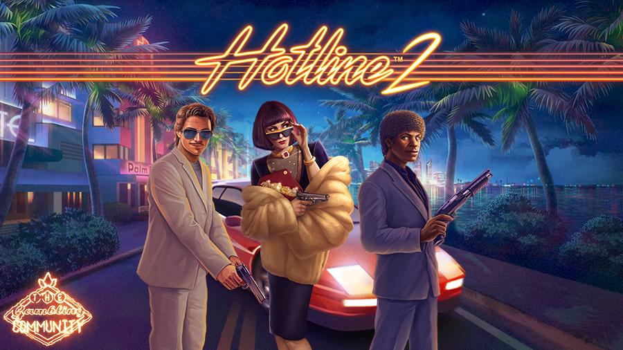 Hotline 2 Casino Game
