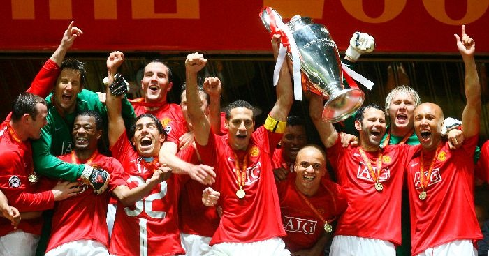 Analysis A Tactical Review Of The 2008 Champions League Final Manchester United S Moscow Triumph Mancunian Matters