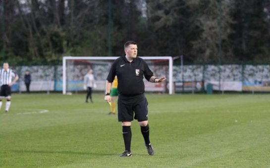 Amateur Football Referee