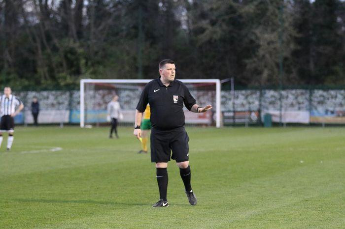 Amateur Football Referee